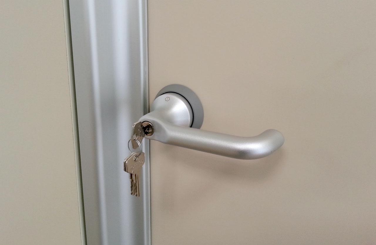 maniglia porta pareti attrezzate fipe system