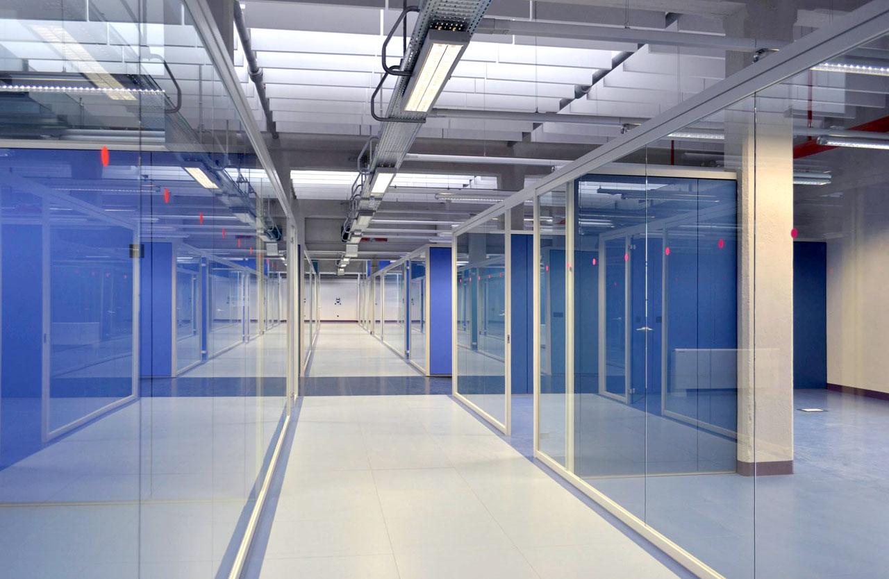 pareti uffici direzionali fipe system