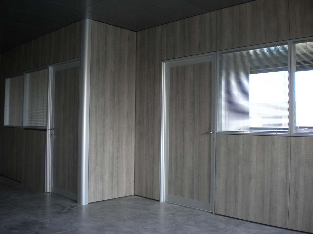 pareti per ufficio fipe system