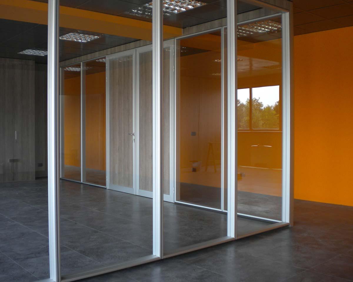 pareti con scuretto per ufficio fipe system