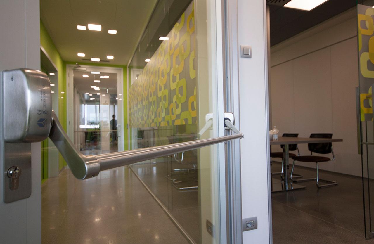 pareti vetrate fipe system