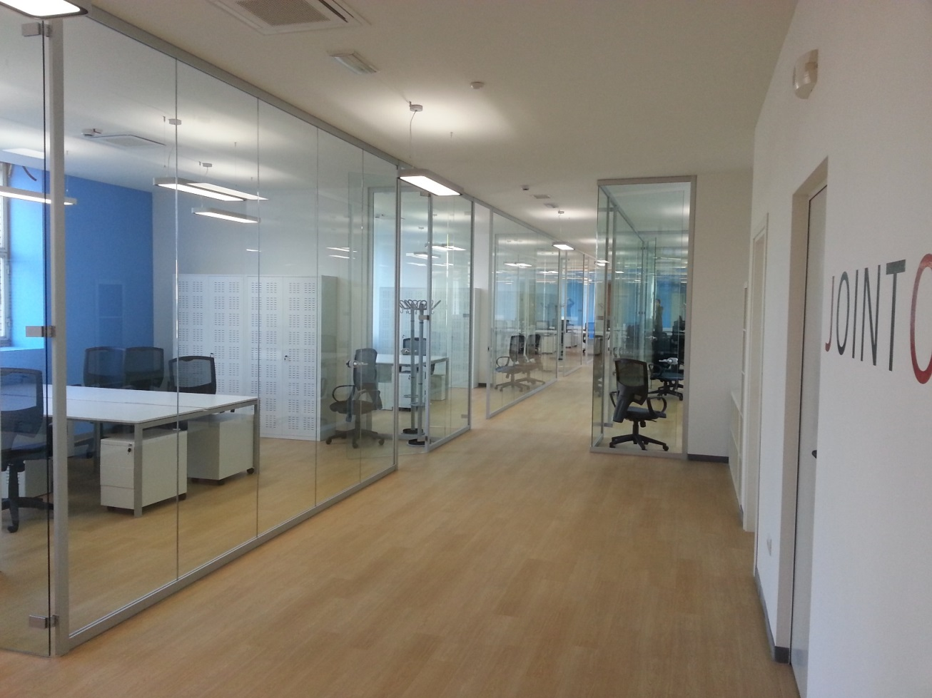 Pareti Divisorie In Vetro moveable partitions, office | fipe system milano